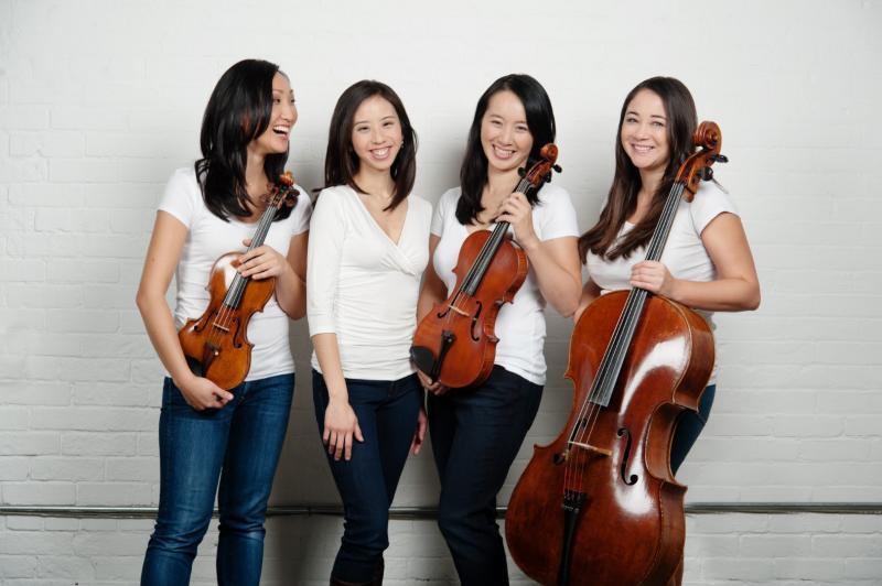 Made in Canada Quartet