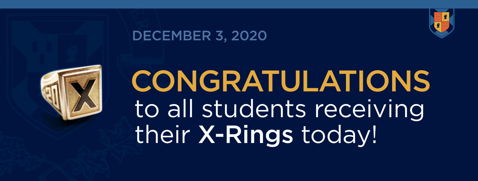 X-Ring FB Covers - congrats to all