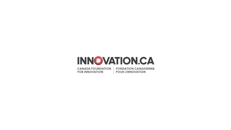 Canada Foundation for Innovation's (CFI) John R. Evans Leaders Fund (JELF).