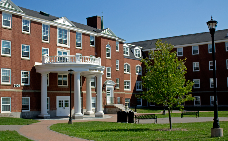 Bishops Hall residence building at StFX