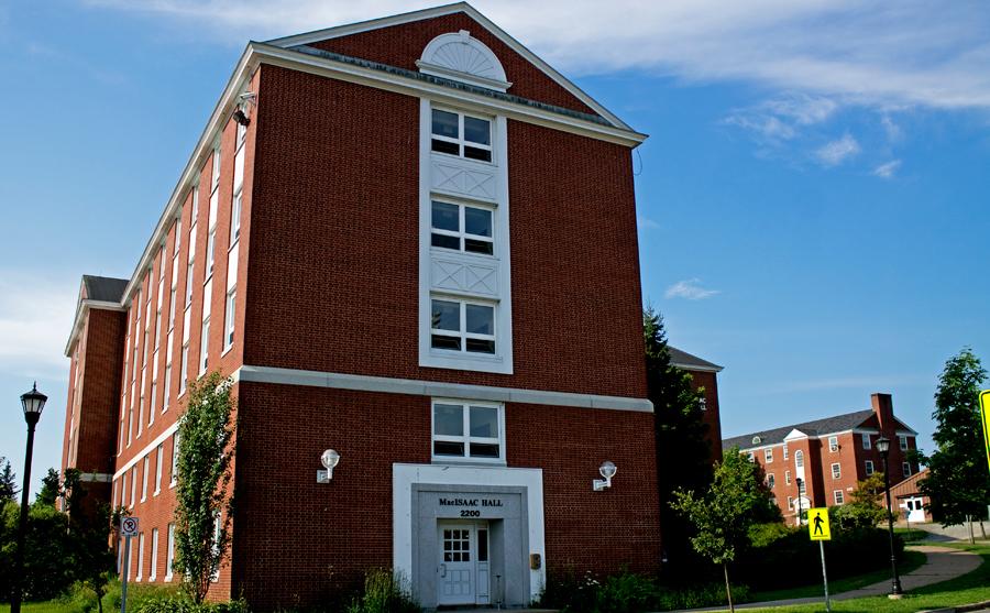 MacIsaac Hall Residence at StFX