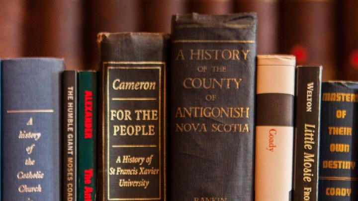 Angus L. MacDonald Library