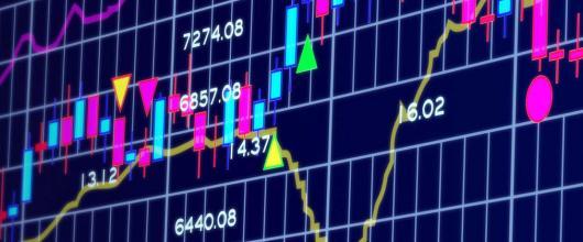 Economics graph and statistics