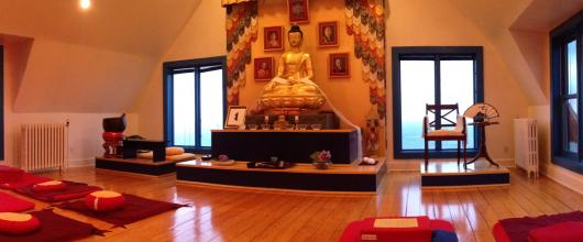 Religious-Studies Gampo Abbey Buddhist temple
